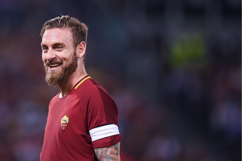 De Rossi: «Solo con quel calcio il Napoli poteva stare vicino alla Juve»