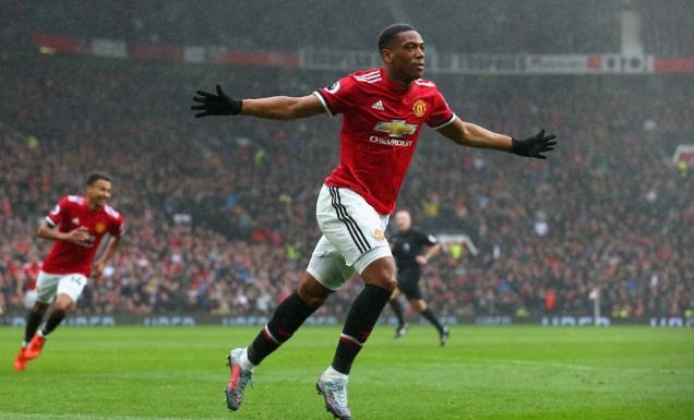 Martial rilancia Mourinho, Manchester United-Tottenham 1-0