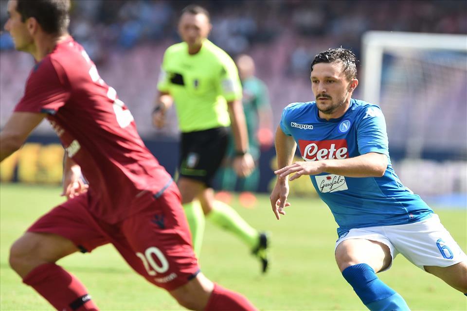 Giuffredi ritratta: «Mario Rui via dal Napoli? Mai detto, parole travisate»
