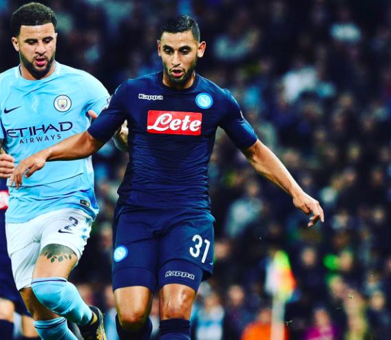 Manchester City-Napoli 2-1: la squadra di Sarri a due facce contro un grande avversario