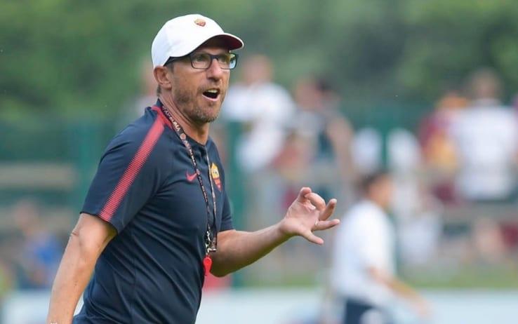 La Roma ha esonerato Di Francesco. Ranieri traghettatore?