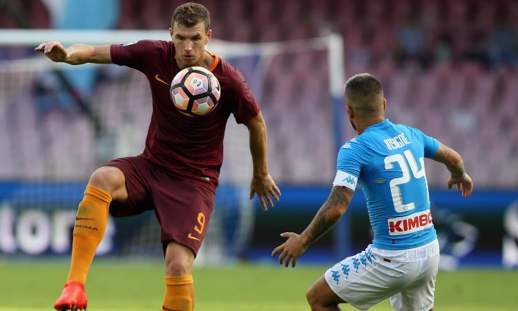 Dzeko trascina la Roma, il primo flop di Cristiano Ronaldo