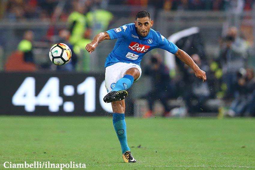 Ghoulam: «Due club importanti mi hanno cercato, ma sono felice del rinnovo con il Napoli»