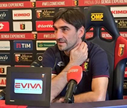 """Juric: """"Gasperini non si rende conto di quello che ha fatto per il calcio italiano. Noi siamo molto lontani"""""""