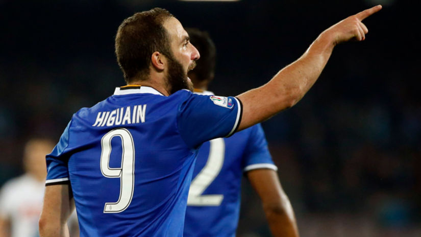 """Il Corsera: """"scoppia il caso Higuain alla Juve, vuole buonuscita e 7,5 milioni dal Chelsea"""""""
