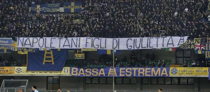 Ultras Verona (e Lazio), ad agosto raid pianificato contro i tifosi del Napoli: 25 Daspo