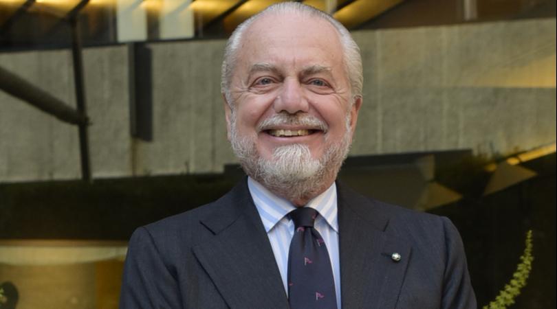De Laurentiis: «Il Napoli è una società sana in una città in cui non funziona nulla»