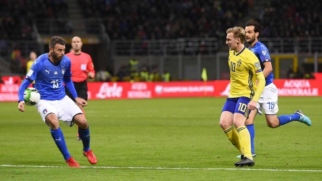 Italia-Svezia ci ha ricordato cos'era il calcio prima del Var. E non ci piace