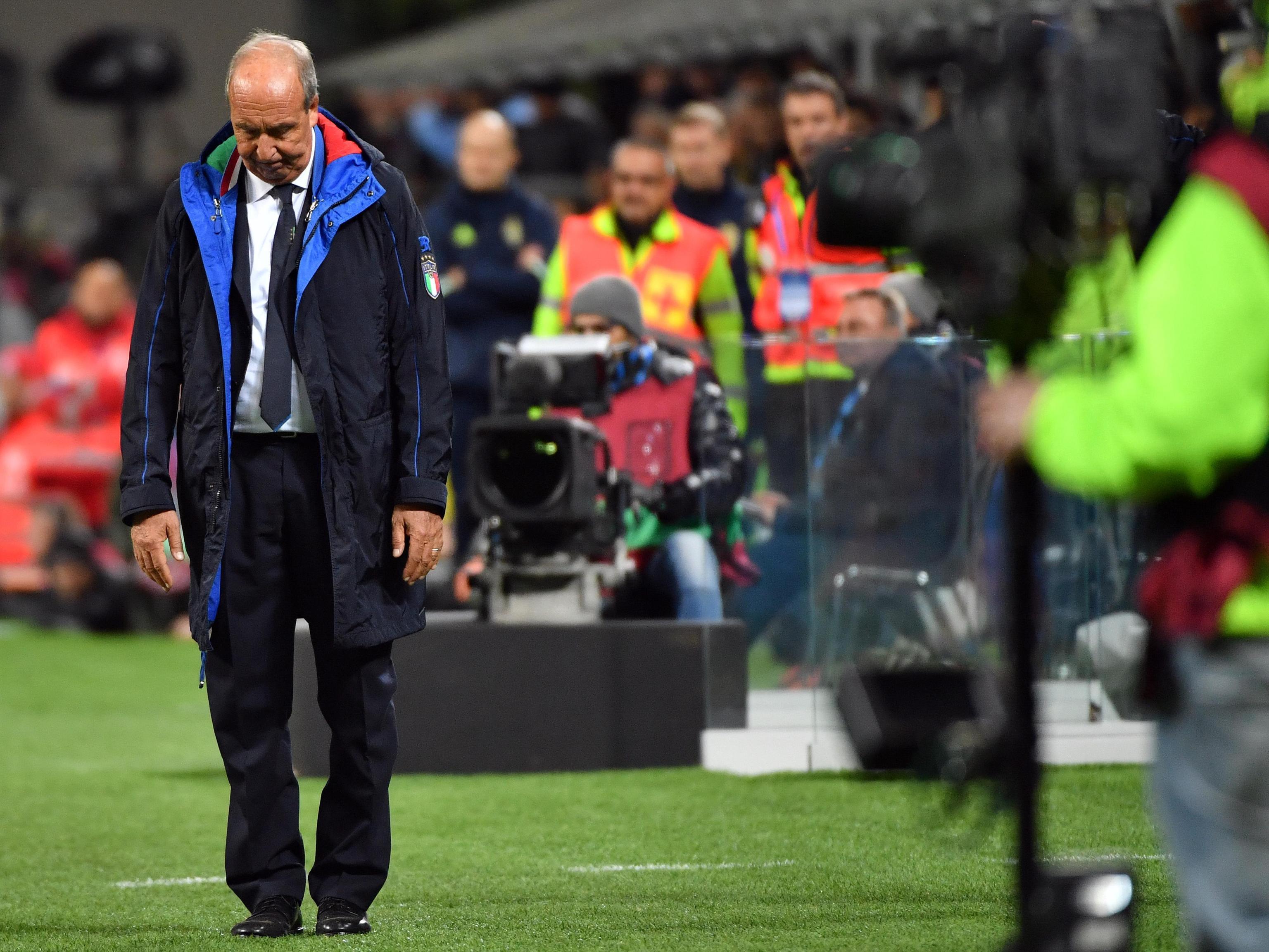 L'Italia è fuori dai Mondiali, non accadeva dal 1958: 0-0 contro la Svezia a San Siro