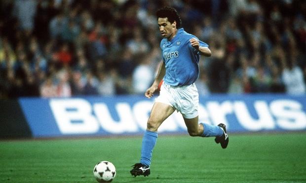 These Football Times: la splendida storia di Careca a Napoli