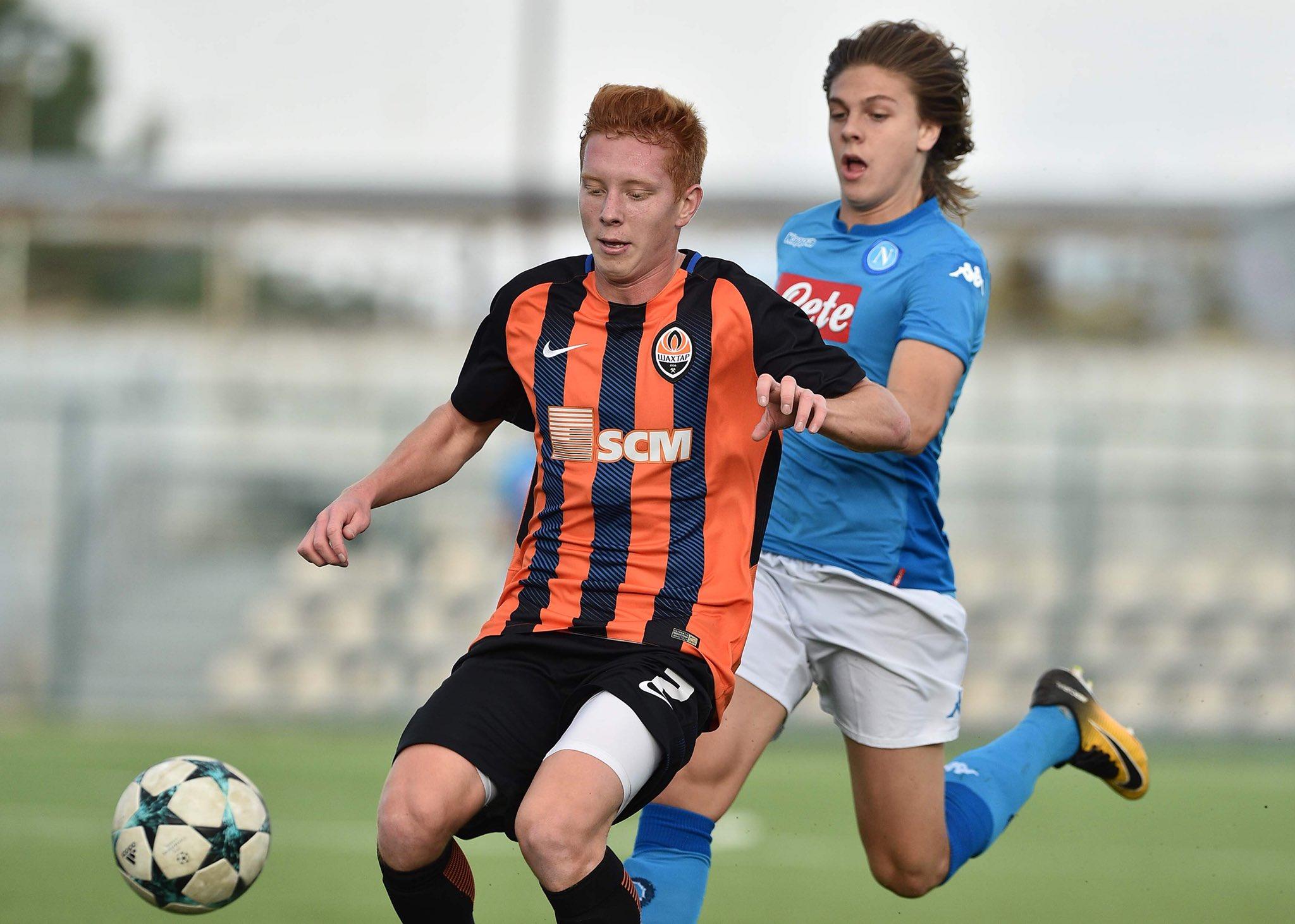 Youth League, Napoli-Shakhtar 1-2: azzurrini vivi solo nella ripresa, ma non può bastare