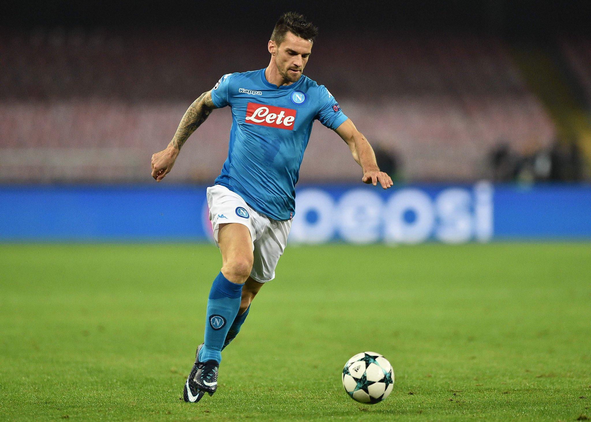 L'agente di Maggio: «Non è detto che non rinnovi col Napoli»