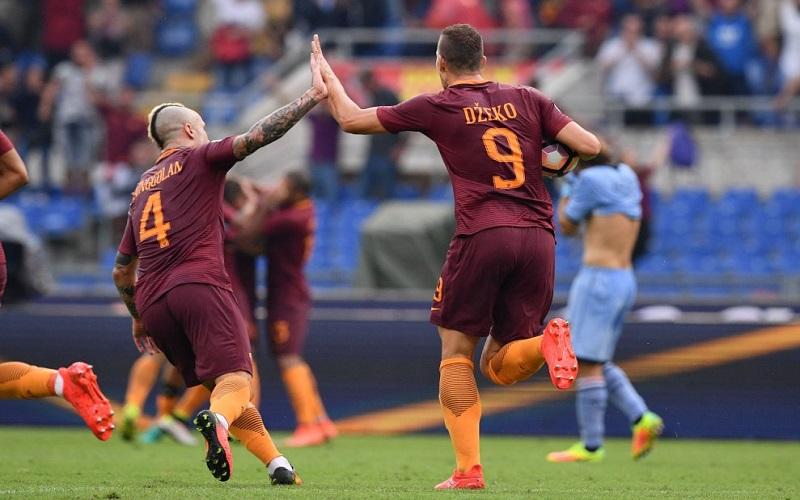 La Roma che vende Dzeko è l'emblema della crisi dei club italiani (tranne Juve, Napoli e Lazio)