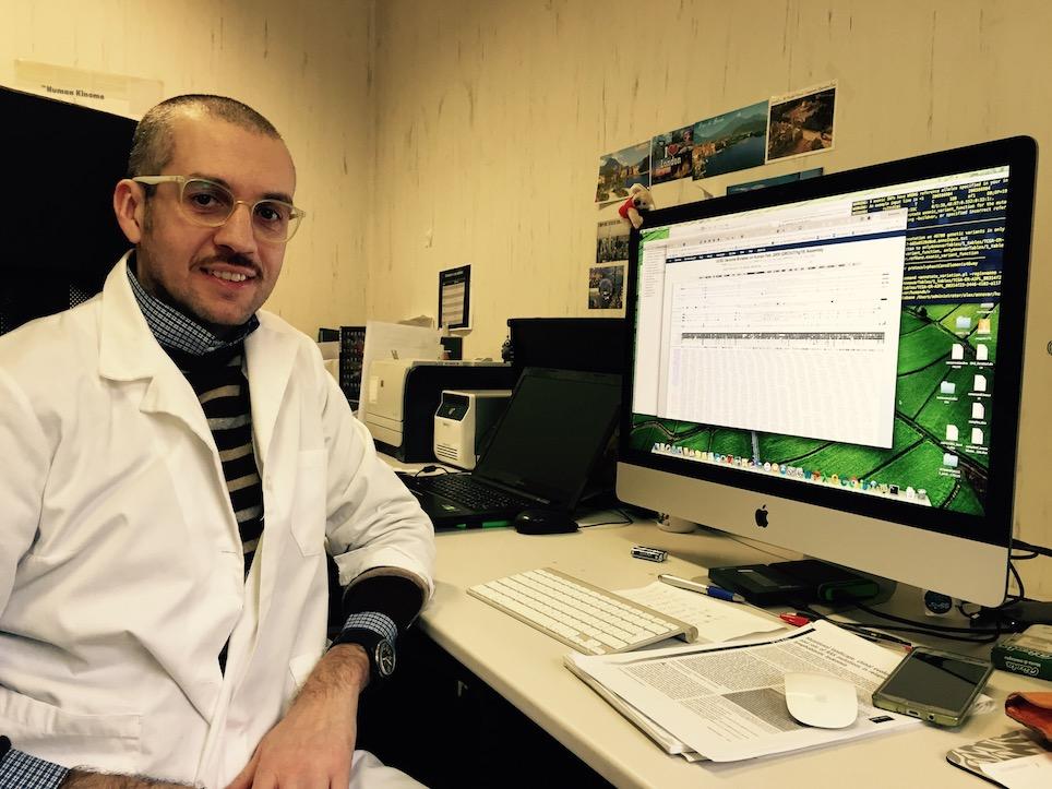 Ha preferito Napoli a Philadelphia per studiare i tumori pediatrici: «Anche qui si può fare ricerca»