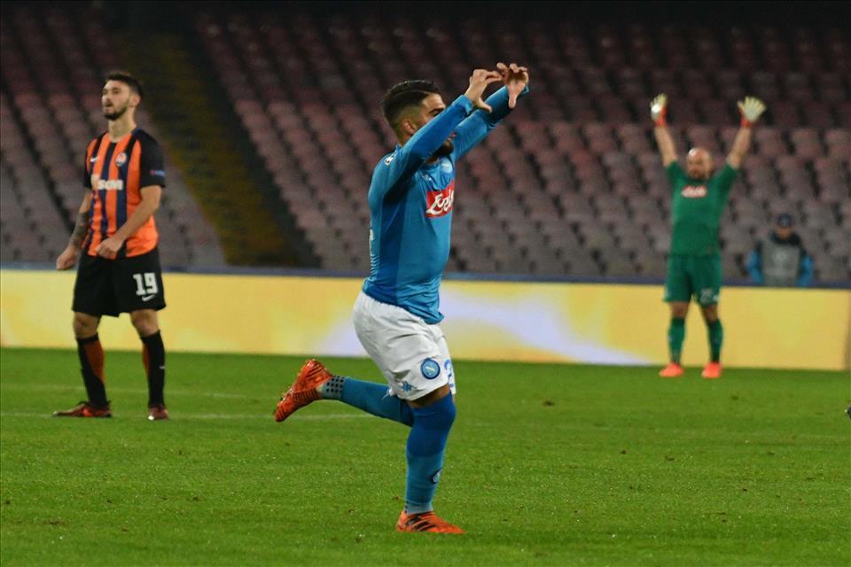 Lorenzo Insigne, un gol e un'altra notte da fuoriclasse (l'ennesima)