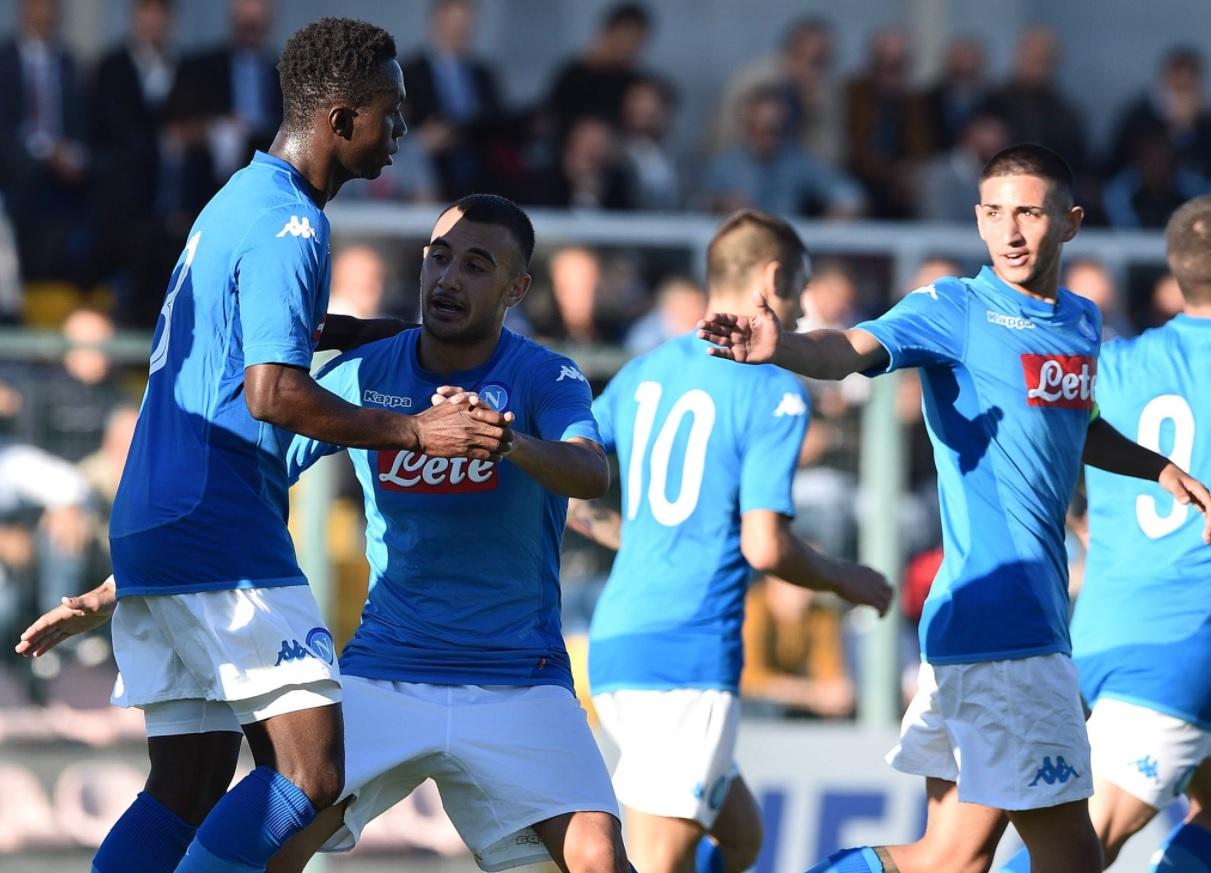 Youth League, Napoli-Manchester City 3-5: dominio inglese, poi l'orgoglio Napoli