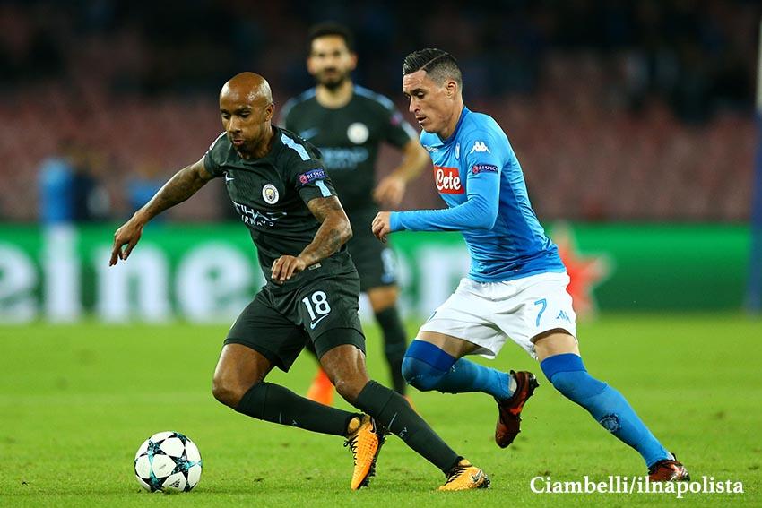 CIES: Manchester City e Napoli sono le squadre europee con il maggiore possesso palla