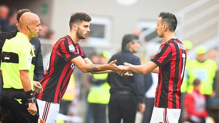Sky: Milan-Napoli, Gattuso potrebbe schierare Kalinic al centro dell'attacco