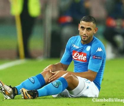 La Fiorentina pensa a Ghoulam per la difesa