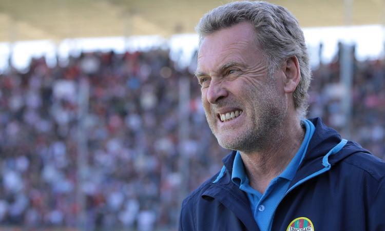 Pochesci (allenatore Ternana): «Svezia squadra di profughi, ci siamo fatti menare»