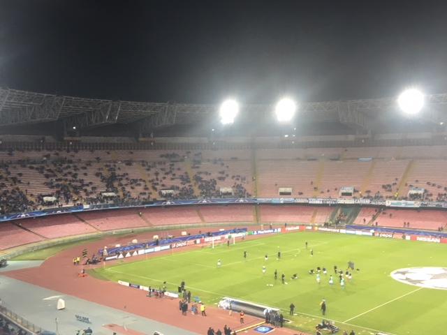 Napoli-Lipsia, prevendita lenta: 10mila biglietti venduti
