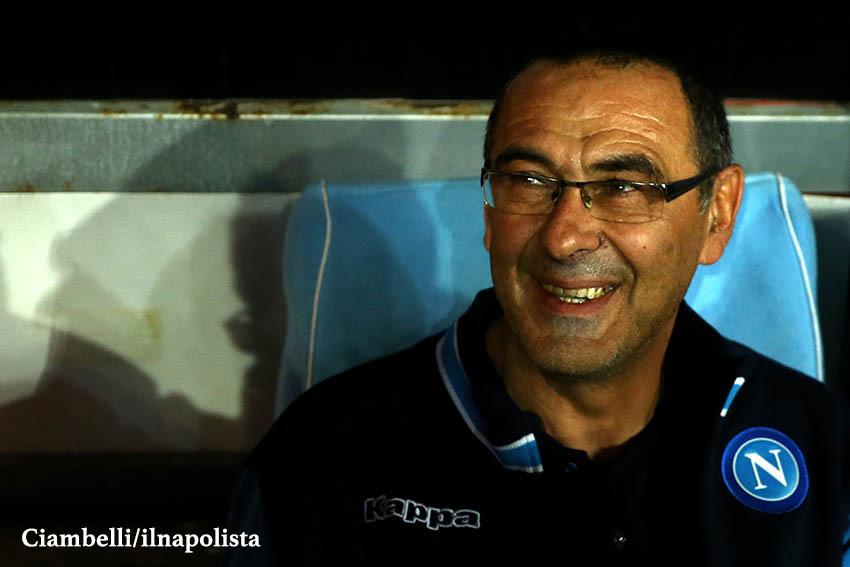 Sarri: «La lunga assenza di Milik aumenta i meriti di questo Napoli»
