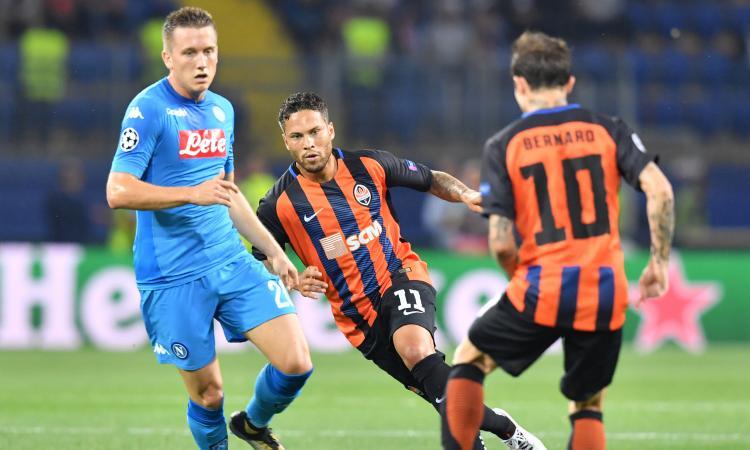 Il Napoli è 14esimo nel Ranking Uefa (ma servirà una buona Champions per mantenere la posizione)