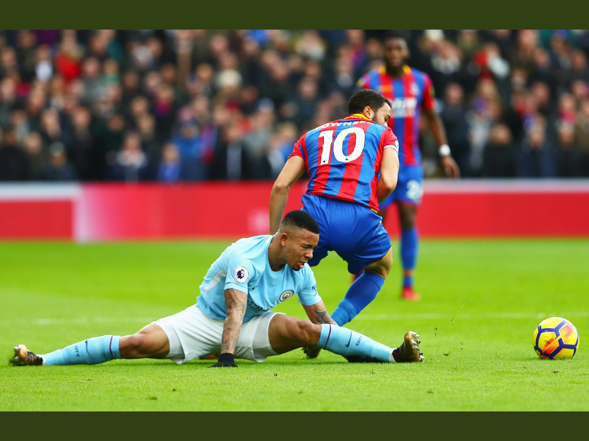Crystal Palace-Manchester City 0-0: Guardiola non supera Guardiola, la serie si ferma a 18 successi di fila