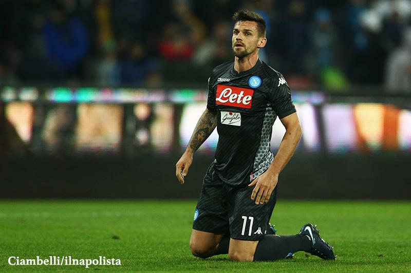 Maggio: «Vogliamo fare bene in Europa League, spero di essere uno stimolo per i compagni»