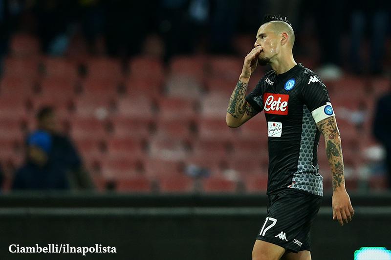 Hamsik: «Il rimpianto è la semifinale di Europa League col Dnipro, meritavamo la finale»