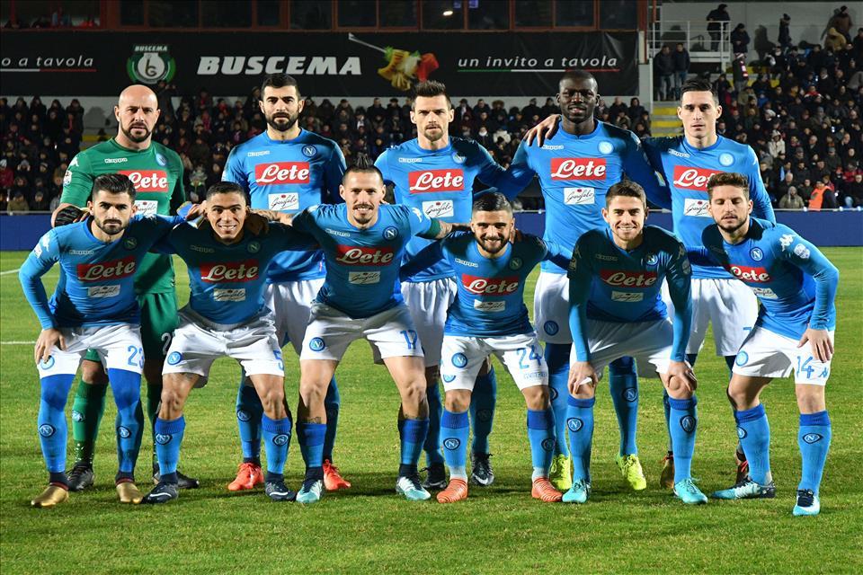 Cies: il Napoli è la 21esima squadra in Europa per costo della rosa (204 milioni)