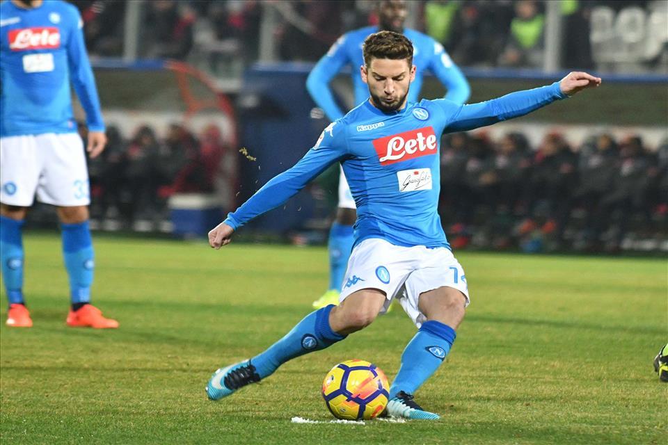 Mertens: «Vittoria importante a Bergamo, Younes è un buon acquisto per il Napoli»