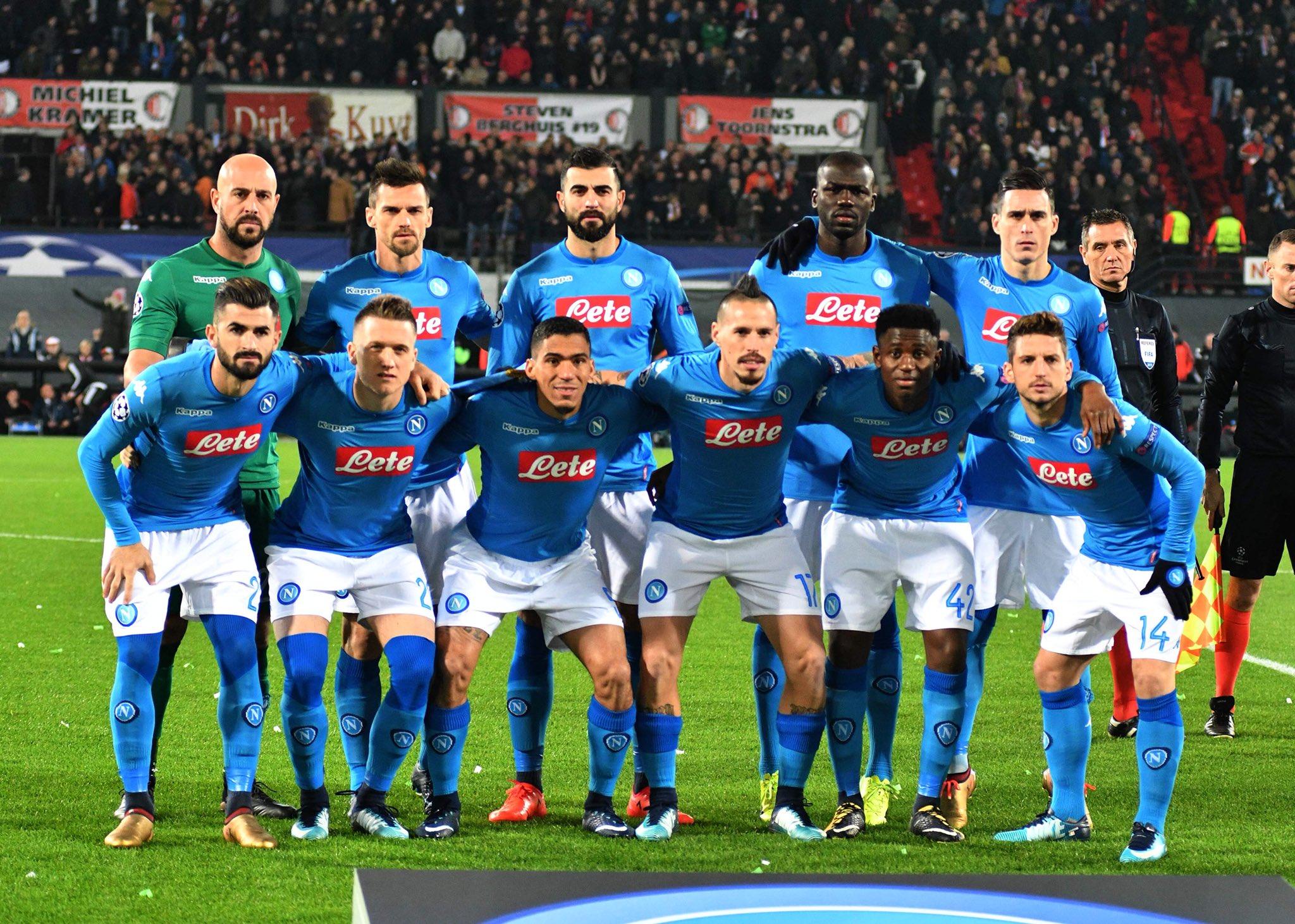 Calcio&Finanza: il Napoli ha il quarto monte ingaggi della Serie A