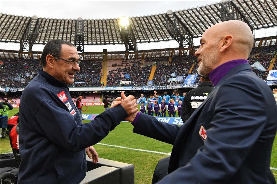 Da Firenze: Pioli ha già scelto l'undici anti-Napoli, tattica difensiva per contenere Sarri