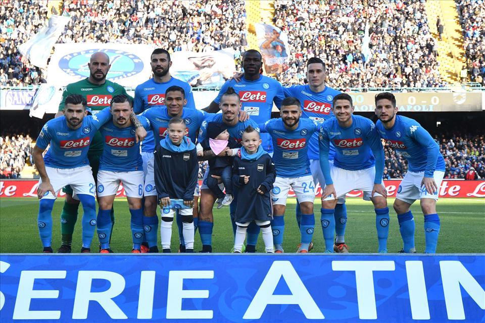 Crotone-Napoli, la probabile formazione: i titolarissimi, che poi c'è la Coppa Italia
