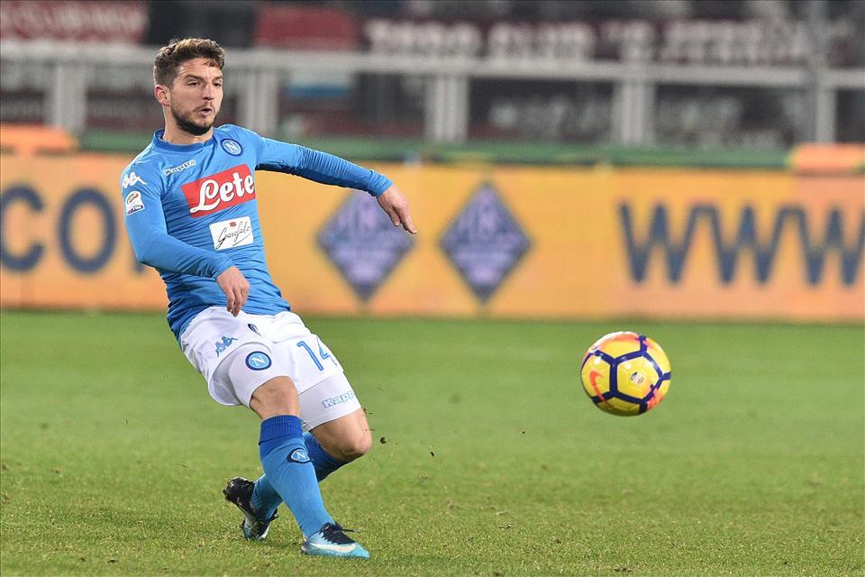 Un'altra buona notizia da Torino: il Napoli che vince 3-1 senza i gol di Mertens