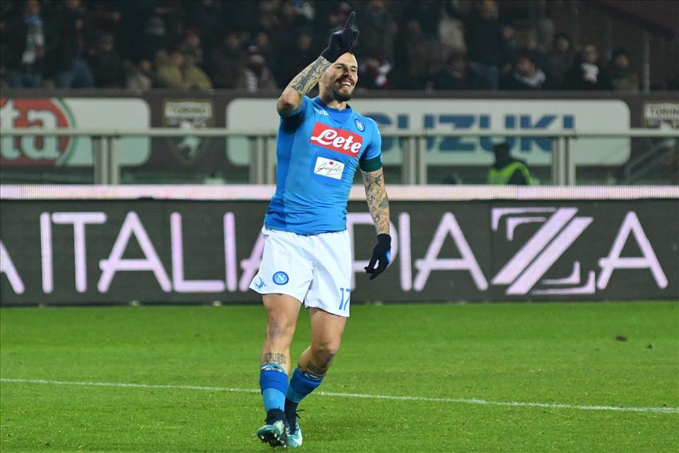 Hamsik: «Lo scudetto è il primo obiettivo. Trasferirmi in Cina? Sono concentrato sul Napoli»