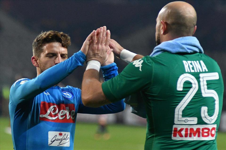 A Torino il Napoli ha scacciato le scorie del post-Juventus; ora sotto con la Coppa Italia