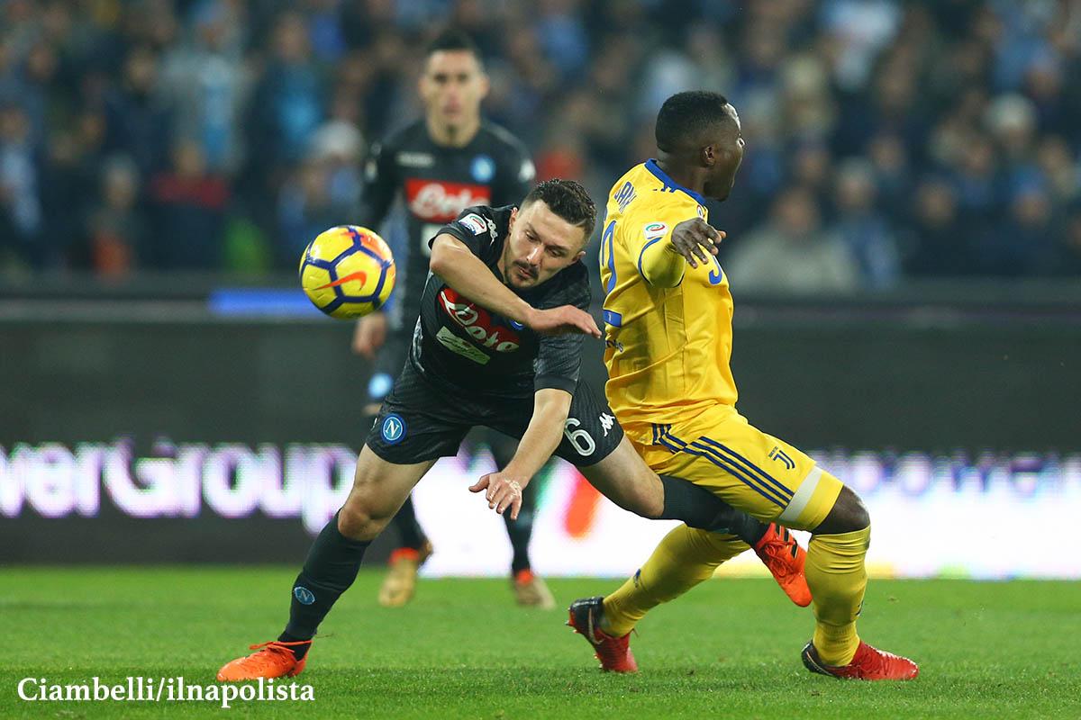 Per le agenzie di scommesse la lotta scudetto Napoli-Juventus è finita