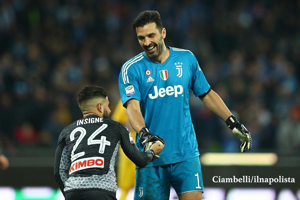 Buffon: «Vorrei giocare un'altra stagione con la Juventus, parlerò con Agnelli»
