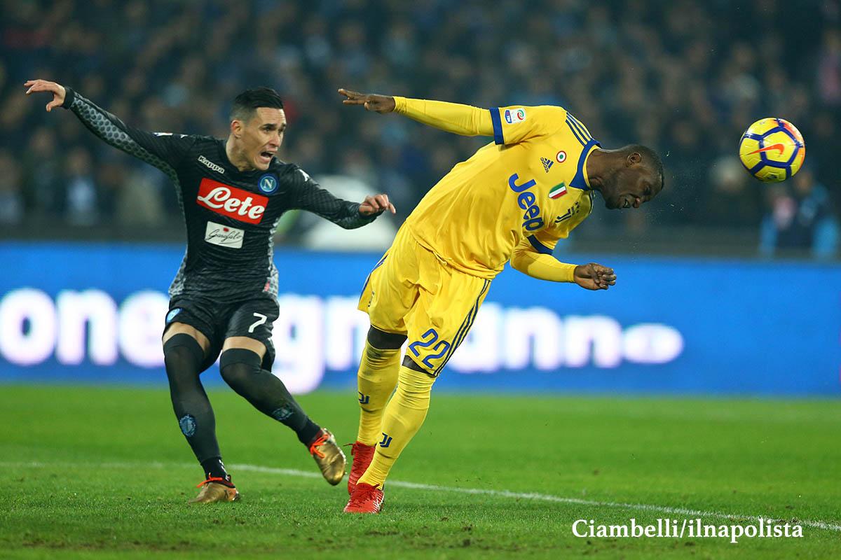 I 48 punti di Sarri, i 96 di Allegri: il Napoli può essere un problema per la Juventus:
