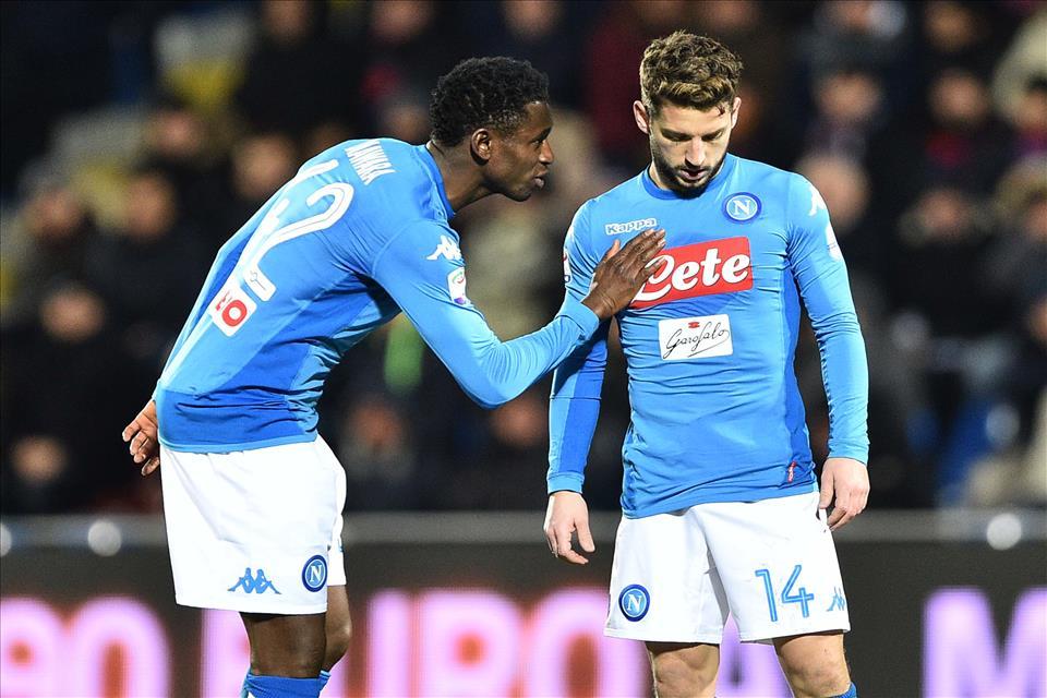 Mertens resta essenziale per il Napoli, anche se non segna più
