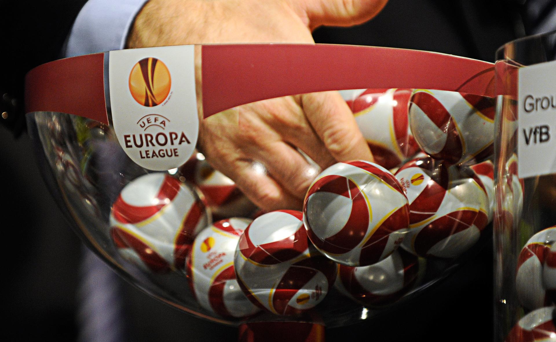 Il sorteggio di Europa League: il Napoli affronterà il RB Lipsia