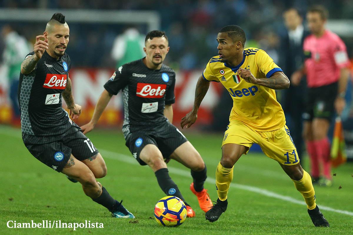 Condò: «Il duello Juve-Napoli sul bel gioco è un mind game: ognuno ha la propria bellezza»