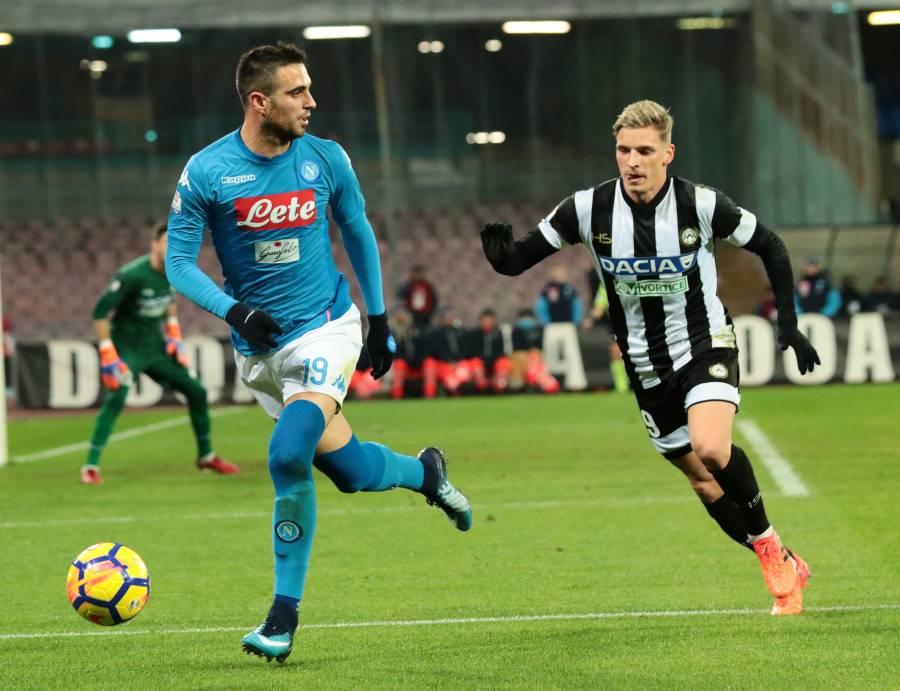 Bene Albiol, ma il Napoli deve capire se Maksimovic sarà il futuro