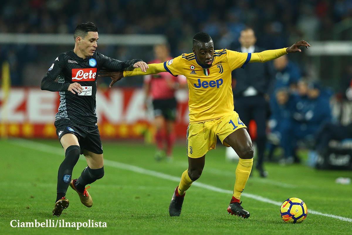 Il complesso di inferiorità del Napoli nella partita preferita della Juventus