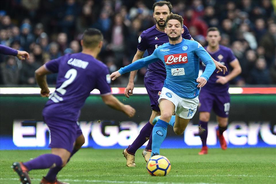 Napoli-Fiorentina, biglietti under 14 a 2,50 euro senza alcun limite
