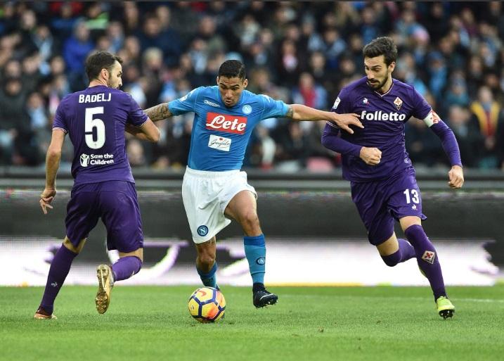 Napoli-Fiorentina 0-0, gli azzurri non si sbloccano e non ritrovano il primato
