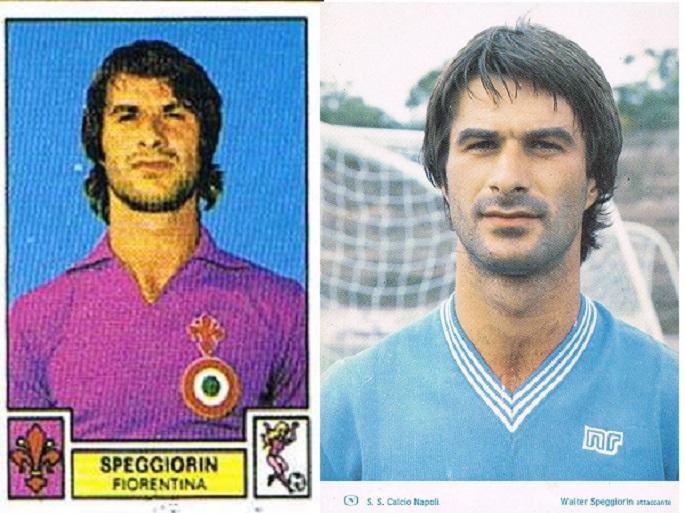 Dalla Fiorentina al Napoli il mistero di Speggiorin, attaccante timido con la valigia