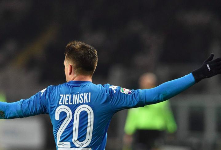 Zielinski: l'impatto su Napoli-Lazio e il miglior centrocampo d'Italia